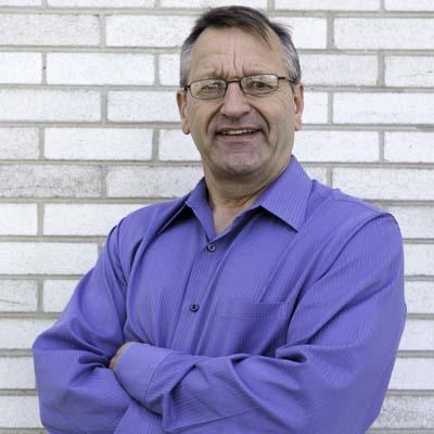 Garry Stone, P.Eng.
