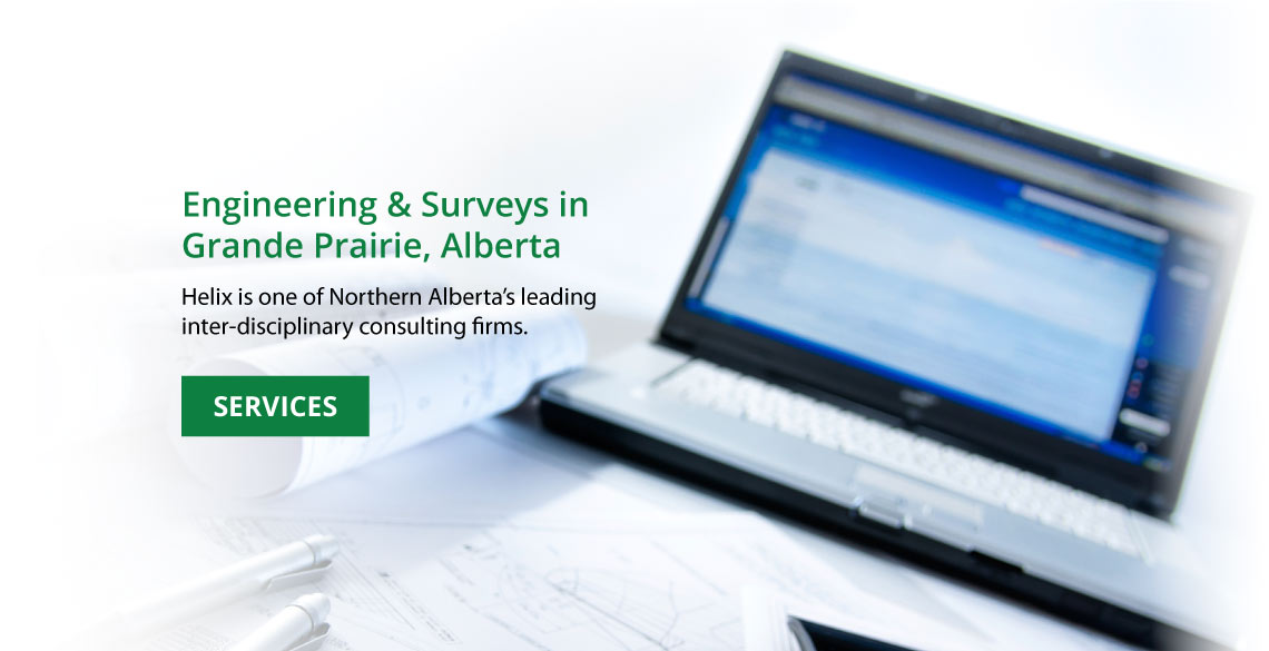 Engineering & Surveys in Grande Prairie, AB